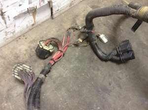 2007 cummins isx engine wiring harness for a international 9200