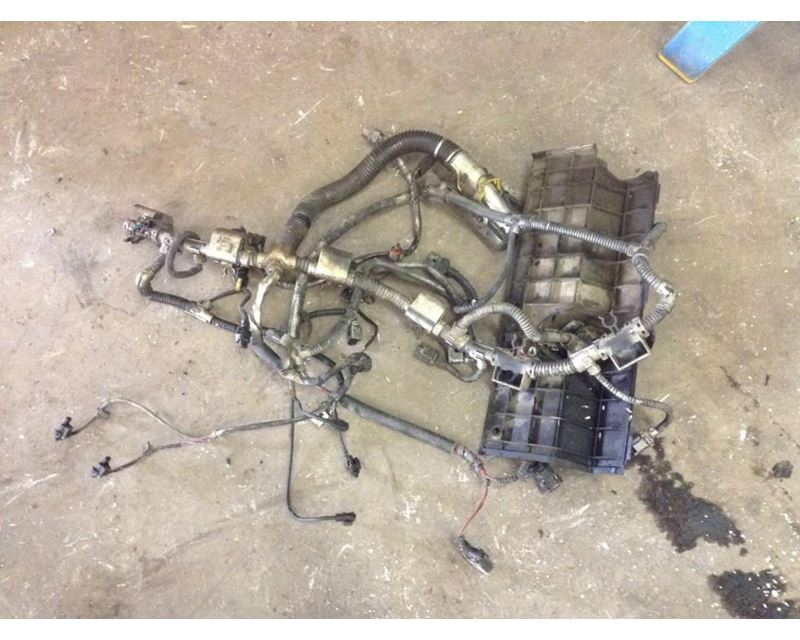 2009 mercedes mbe4000 engine wiring harness for sale spencer ia mylittlesalesman