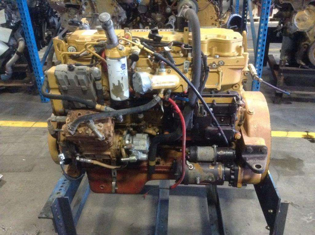 2004 Caterpillar 3126 Engine For A Sterling Acterra 5500