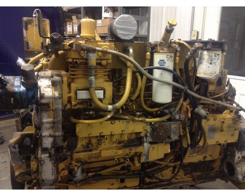 1993 Caterpillar 3406c Engine For Sale