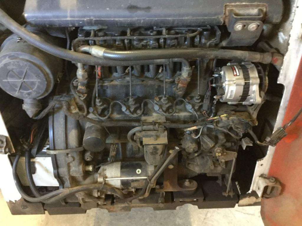 2000 deutz bf4m1011 engine for a bobcat 864 for sale for Deutz motor for sale