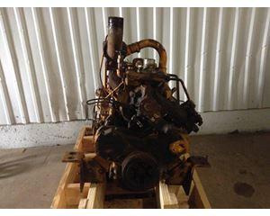 Fiat Allis 2900 MK II Engine