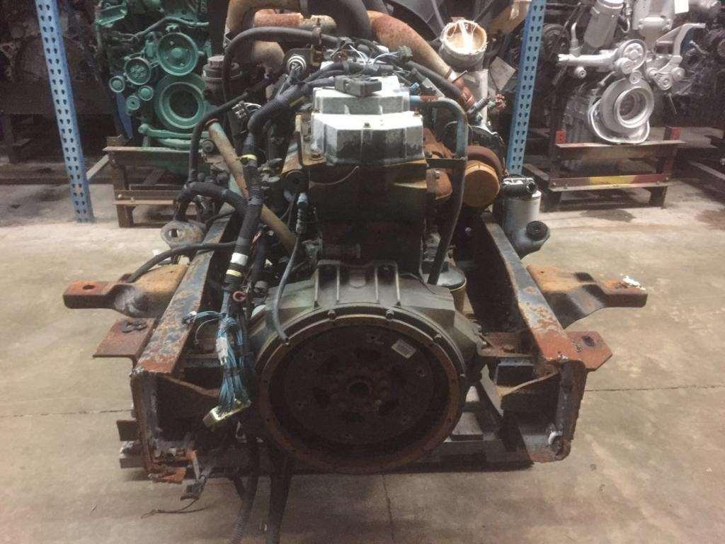 Dt466e International Engine Manual
