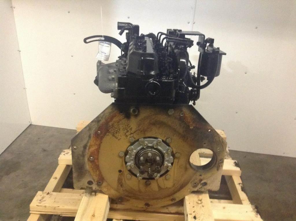 1995 Kubota V1702 Engine for a Burkeen B36