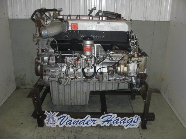 2009 Mercedes MBE4000 Engine For Sale Spencer IA Many