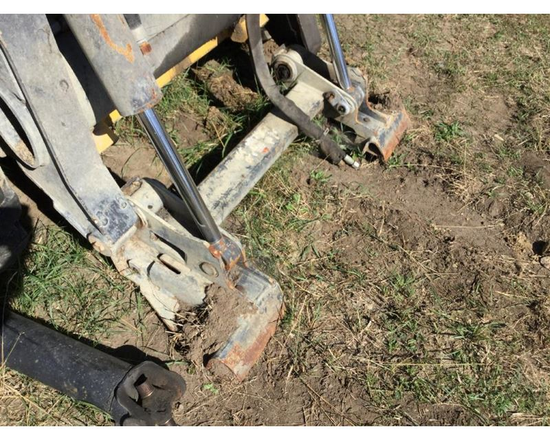 2014 New Holland L230 Quick Coupler For Sale Spencer Ia 24500491