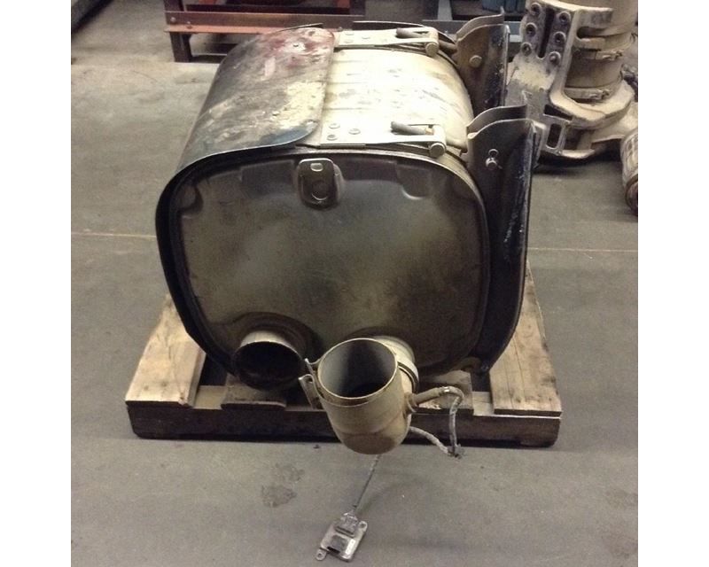 Exhaust Parts For Mack Trucks : Mack mp exhaust doc for sale miles