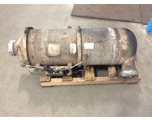 Detroit DD15 Exhaust DPF Assembly