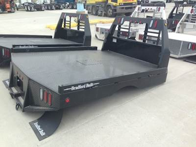 Flatbed For Sale >> Bradford Built All Flatbed Truck Body