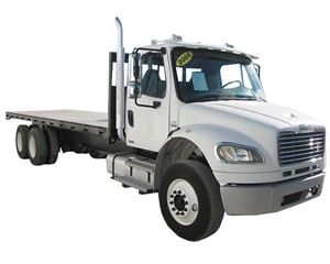 Freightliner BUSINESS CLASS M2 106 Flatbed Truck