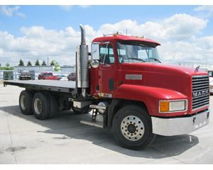 Mack CH600 Flatbed Truck