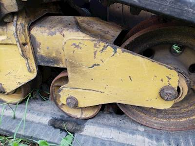 Caterpillar Tractor & Equipment Frames For Sale | MyLittleSalesman.com