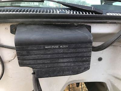 Chevrolet Fuse Boxes & Panels - C4500, Kodiak | MyLittleSalesman.com | Chevrolet Kodiak C4500 Fuse Box |  | My Little Salesman