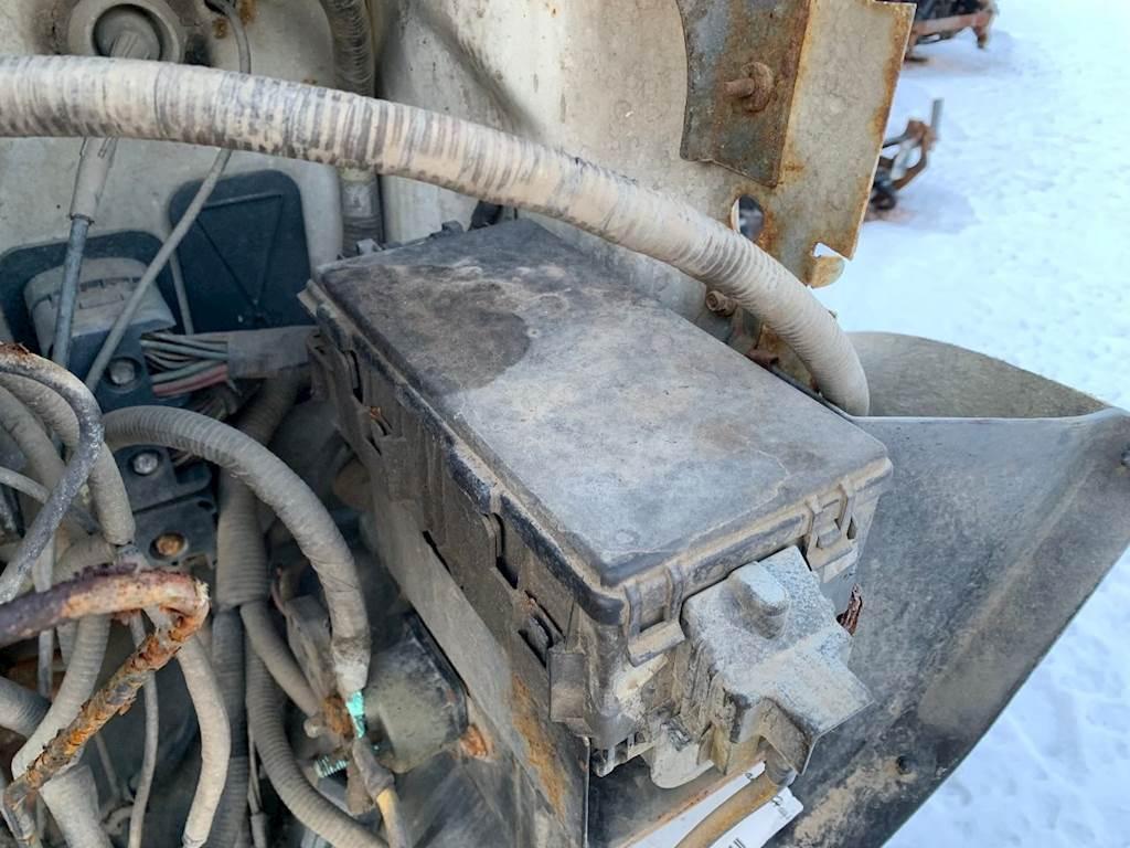 Ford F650 Wiring