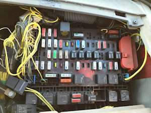 2004 freightliner century class 120 fuse box for a freightliner c120 century