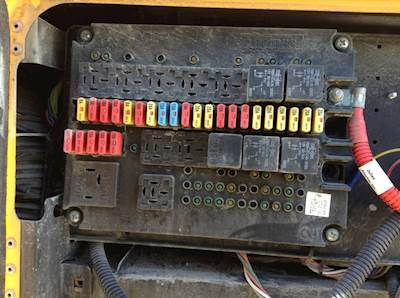 1991 Freightliner Fuse Box - Wiring Diagrams Folder on