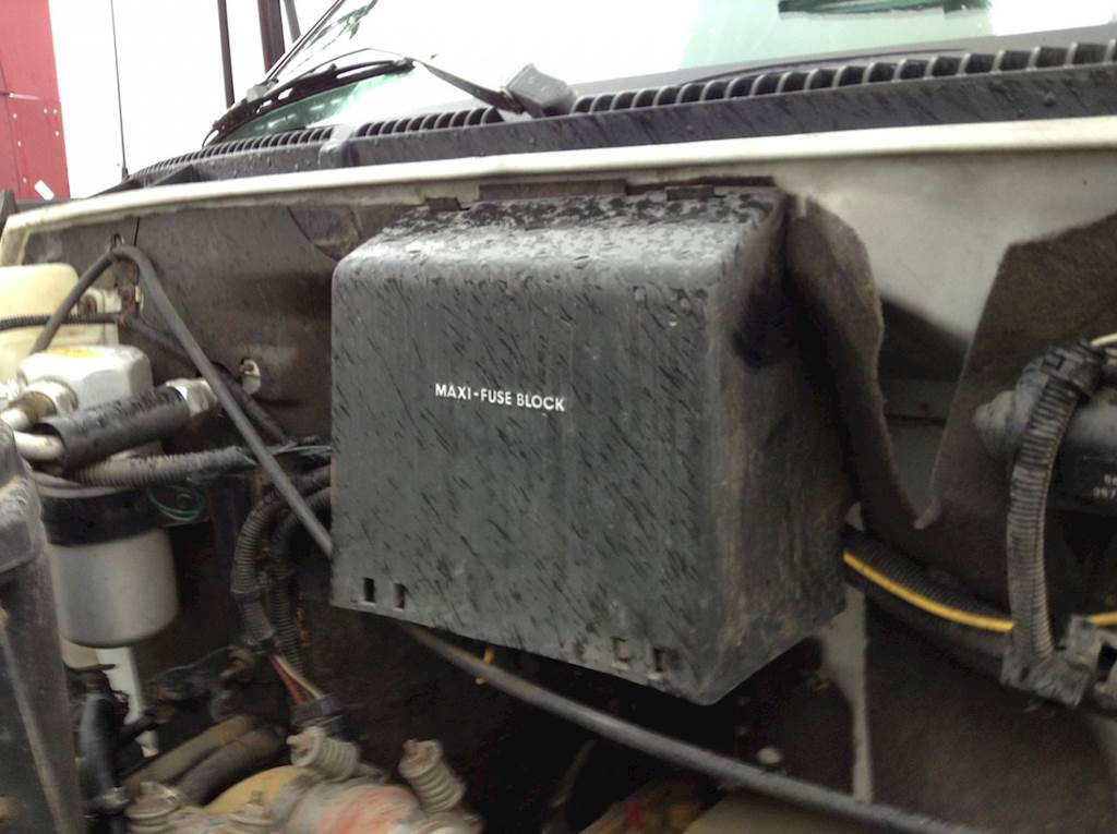 1994 gmc box truck fuse box 1994 gmc topkick fuse box for sale spencer  ia 24728468  1994 gmc topkick fuse box for sale