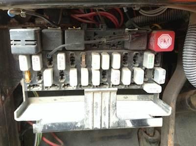 1993 international 4900 fuse box
