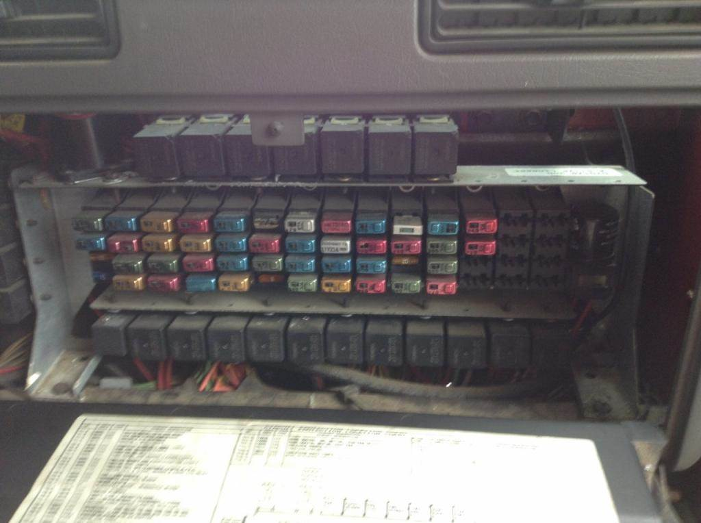 2001 International 9200 Fuse Box For Sale