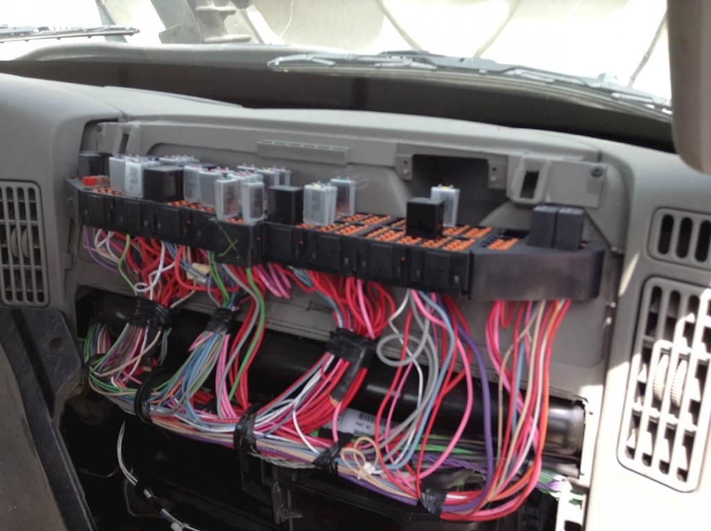 international durastar 4300 fuse box diagram  wiring