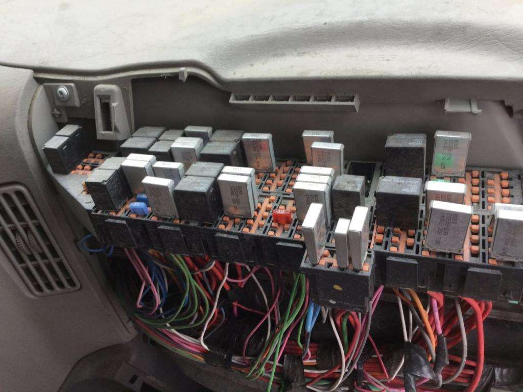 Fuse Boxes Panels International ProStar 9745677 2012 internacional 8600 fuse box 2012 wiring diagrams collection  at gsmx.co