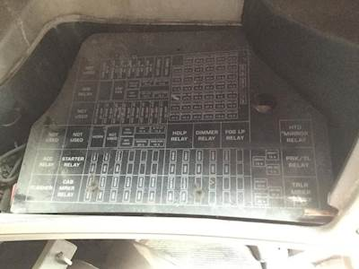 2001 kenworth t2000 fuse box for sale spencer ia 24651275 rh mylittlesalesman com kenworth t2000 fuse box kenworth t2000 fuse box