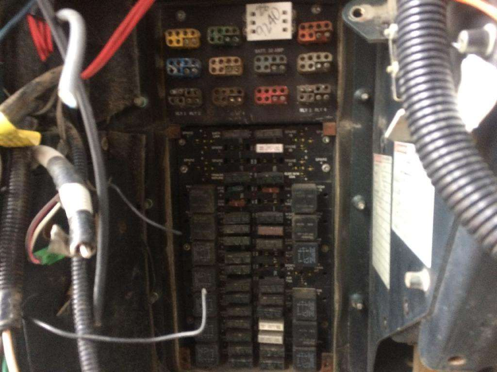 1996 Kenworth T600 Fuse Box For Sale