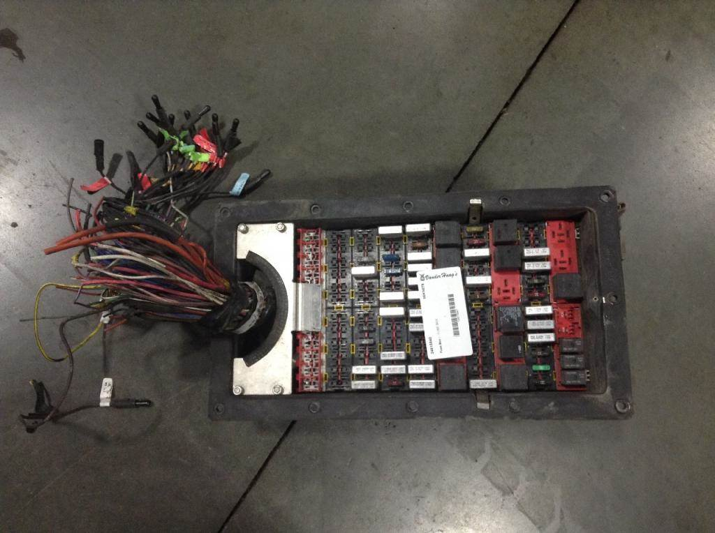 kenworth w900 fuse box diagram 2006 kenworth t600 fuse box for sale | kansas city, mo ...