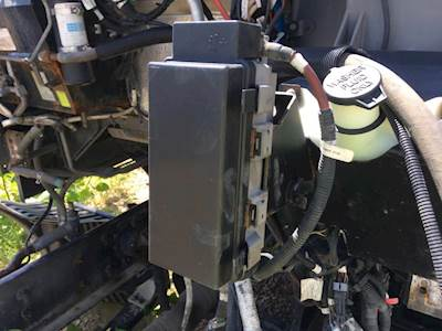 Kenworth Fuse Box - Wiring Diagram General