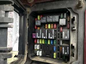 kenworth fuse box location  fuse wiring