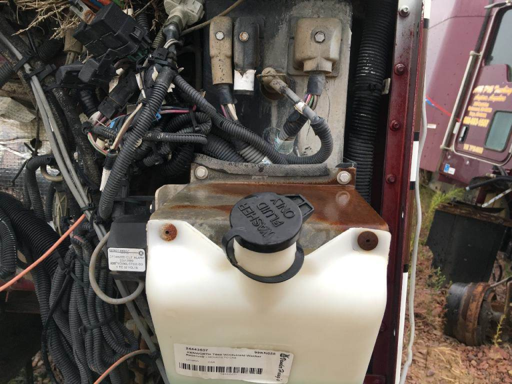 1999 Kenworth T800 Fuse Box