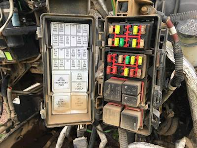 Kenworth Fuse Box - Data Wiring Diagram