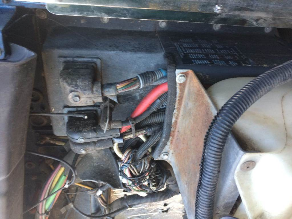 Kenworth Fuse Box Location