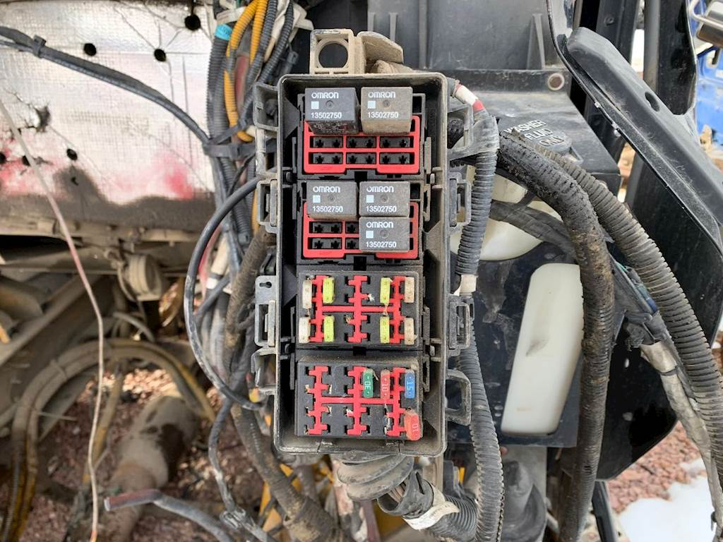 Fuse Box Kenworth W900