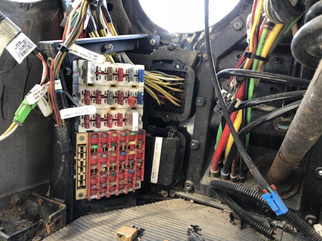2006 Peterbilt Fuse Box Free Wiring Diagram For You Panel 379 Sale Kansas City Mo 387 Location
