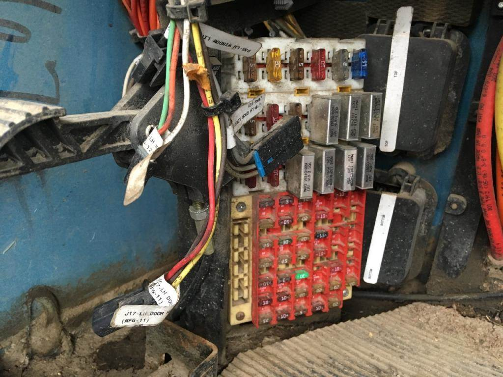 2007 Peterbilt Fuse Box Schematic Diagrams Diagram 386 For Sale Sioux Falls Sd 24665935