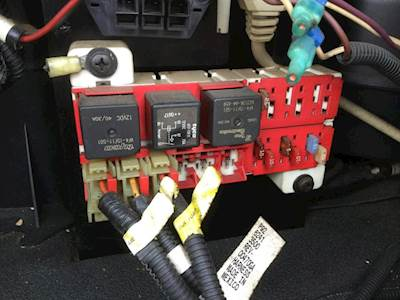 f350 fuse relay box peterbilt fuse relay box peterbilt 387 fuse boxes & panels for sale ...