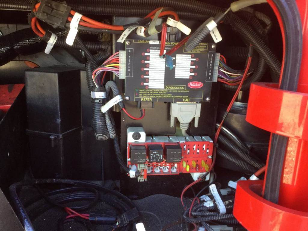 2006 Peterbilt 387 Fuse Box Cover Reinvent Your Wiring Diagram 379 For Sale Spencer Ia 24660112 Rh Mylittlesalesman Com