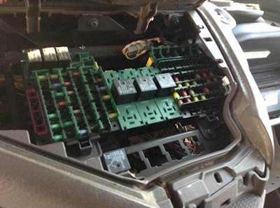 Volvo 670 Fuse Box - Wiring Diagrams Dock