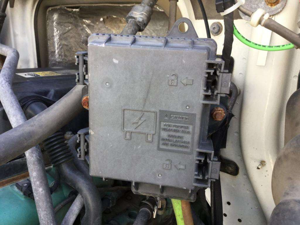 Volvo D13 Fuse Box Great Design Of Wiring Diagram Mazda T3500 Excellent Tractor Location Images Best Truck Panel