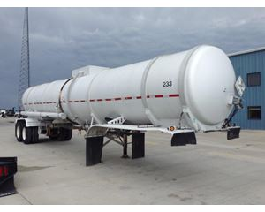 STEPHENS Gasoline / Fuel Tank Trailer