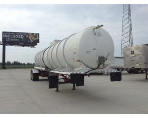 Timpte Gasoline / Fuel Tank Trailer
