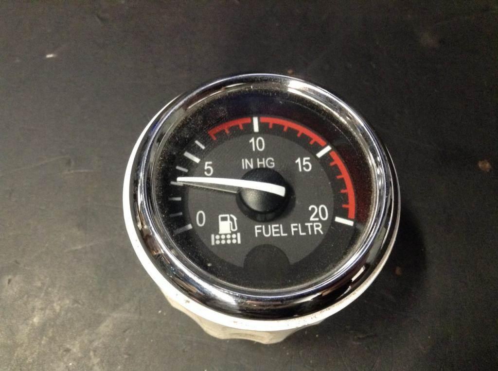 2007 Peterbilt 379 Gauge For Sale Spencer Ia 24635987 Rhmylittlesalesman: Peterbilt Fuel Filter Gauge At Elf-jo.com