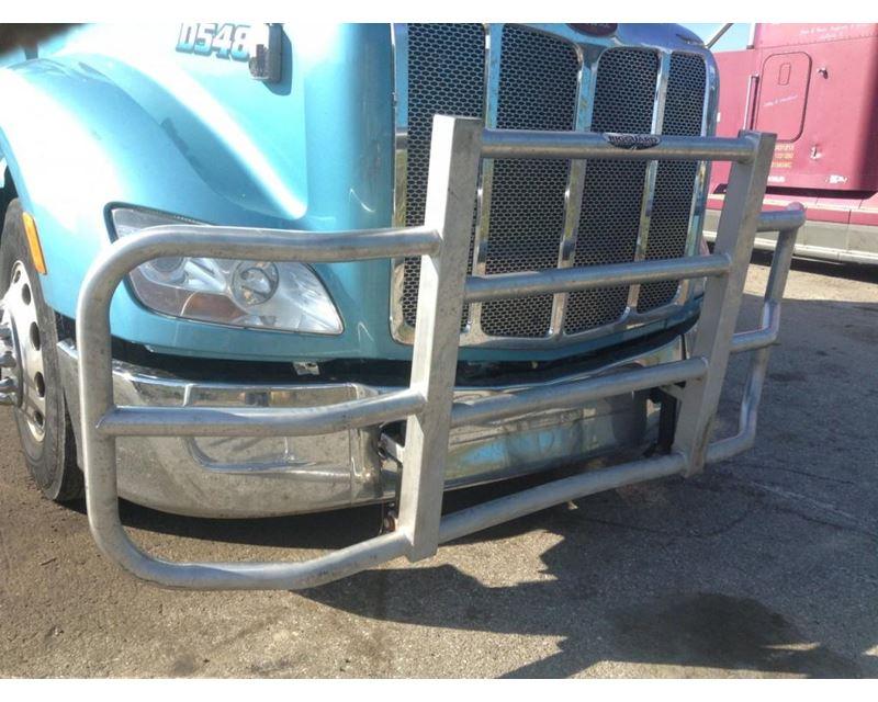 Grill Guards For 379 Peterbilt S : Peterbilt grille guard for sale miles
