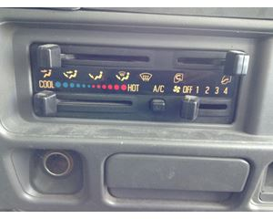 Chevrolet W4 Heater / AC Temperature Control