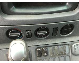 Dodge SPRINTER Heater / AC Temperature Control