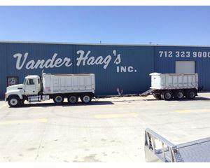 Mack CH600 Heavy Duty Dump Truck