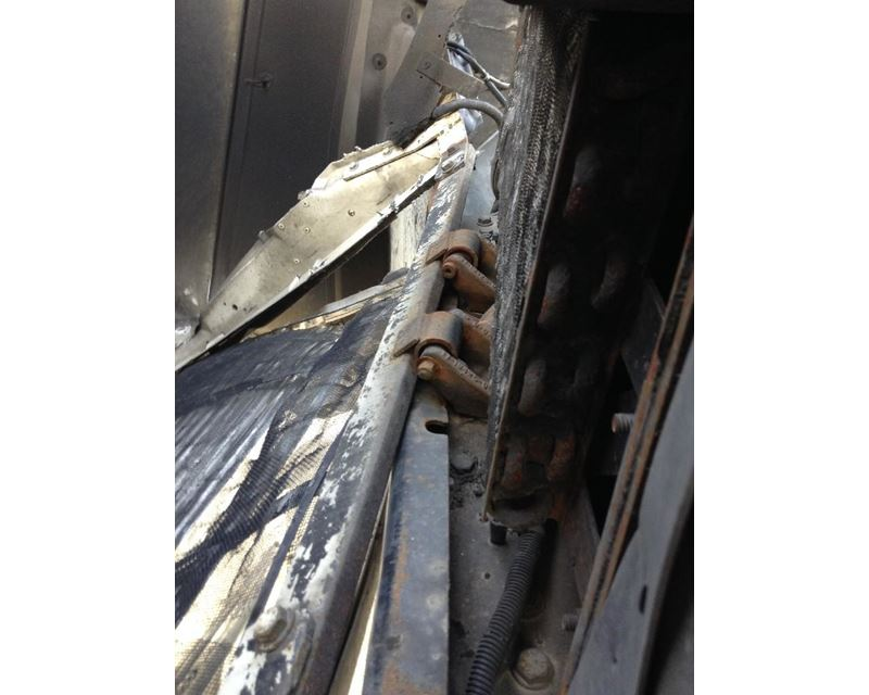 Fld 120 Hood : Freightliner fld hood hinge for sale kansas city