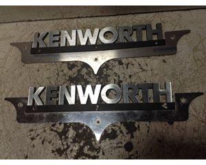 Kenworth W900L Hood Ornament