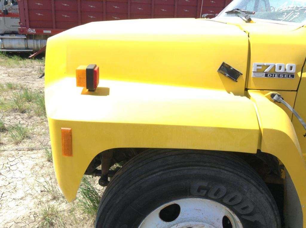 1989 Ford F-700 Flatbed Dump Truck For Sale | Salt Lake City, UT ...